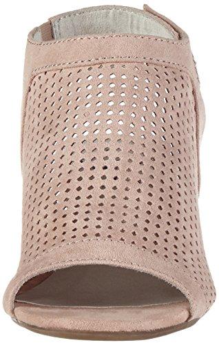 Jana 28306, Sandalias con Cuña para Mujer Rosa (ROSE 521)