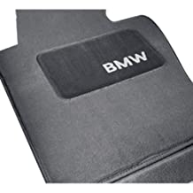 """BMW Genuine Black Floor Mats for E93 - 3 SERIES ALL MODELS CONVERTIBLE (2005 - 2008), set of Four"""