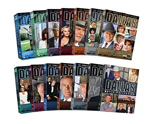 Dallas: The Complete Collection (Seasons 1-14 + Movies) by WarnerBrothers