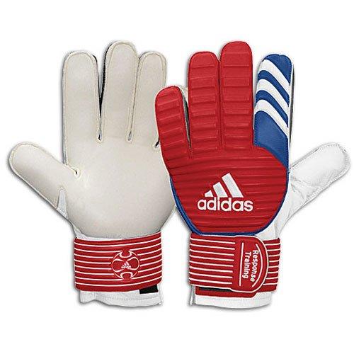 UPC 883226906451, adidas Response Training GK Glove ( sz. 12, White/Red/Blue )