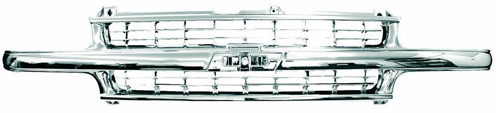 IPCW CWG-GR0407G0C Chevrolet Silverado 1500 Chrome Grille