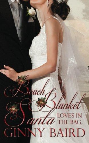 book cover of Beach Blanket Santa