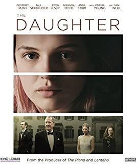 The Daughter [Blu-ray] (B06WGRQ9PZ) | Amazon price tracker / tracking, Amazon price history charts, Amazon price watches, Amazon price drop alerts