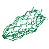 Dovewill Slow Feed Horse Hay Net Bag for Horses - Durable Nylon, Mildew Proof - Green