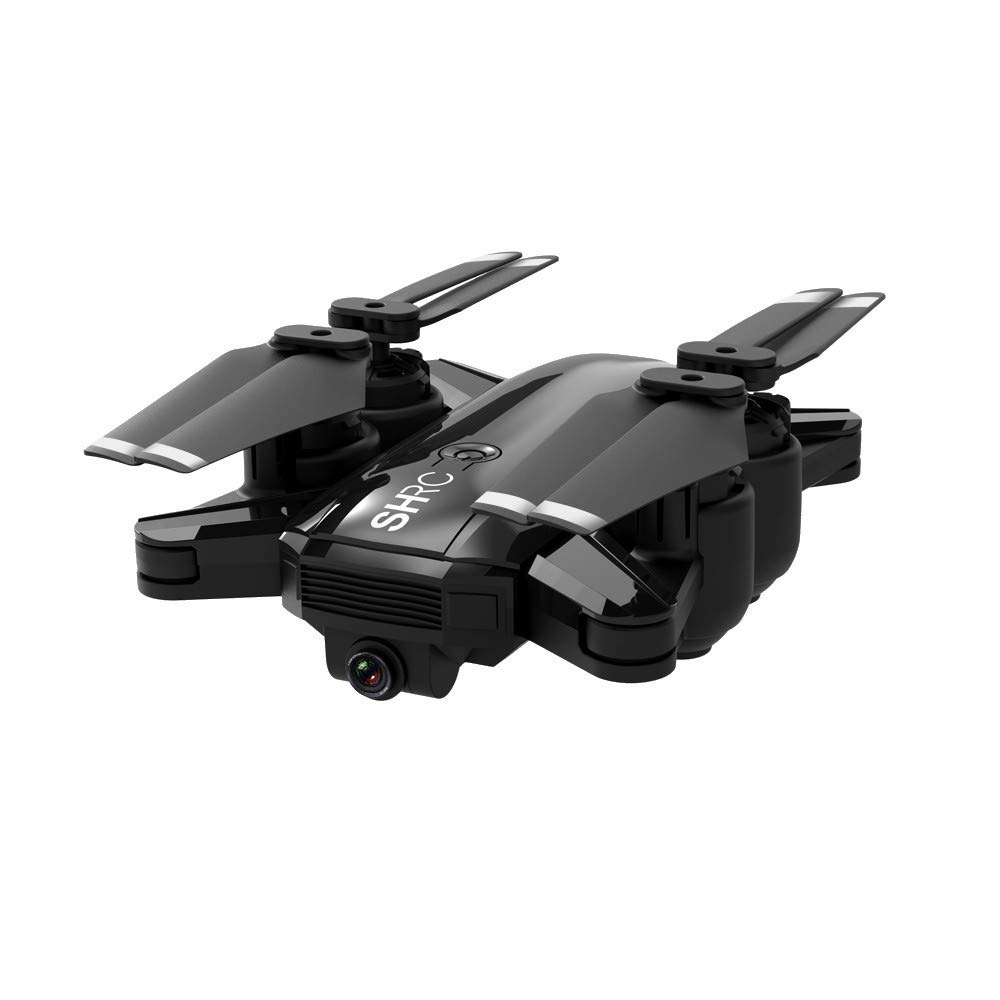 LikeroDrone x pro 5G Selfi WiFi FPV GPS,with 1080P HD Camera,Foldable RC Quadcopter,Beginners-Controlled Through The Mobile Phone App-One-Key Start&one-Key Landing (Black)
