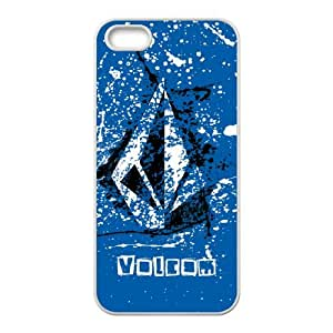 Volcom iPhone 4 4s Cell Phone Case White