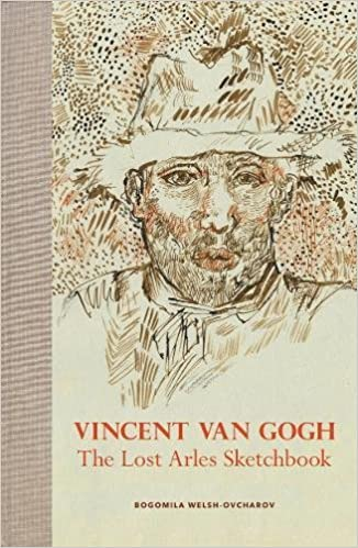 my vincent van gogh artist sketchbook