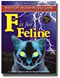 Alphabet Mystery Puzzle - F Is For Feline