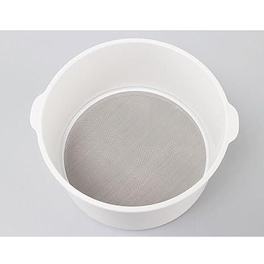 bestonzon 4pcs 1.5L leche Milk Maker Filtro Set- Filtro de acero inoxidable - soy milk Strainer - reutilizable: Amazon.es: Hogar