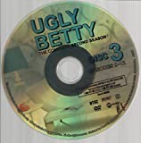 Ugly Betty Season 2 Disc 3 Replacement Disc Episodes 9-12!