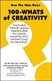 100-WHATS of CREATIVITY: One-hundred