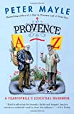 Provence A-Z by Peter Mayle front cover