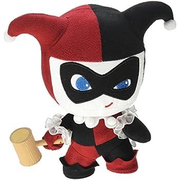 Amazon Com Dc Comics Batman Fabrikations Collectors Toy Harley