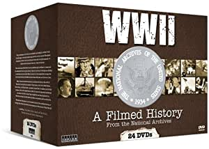 WWII: A Filmed History
