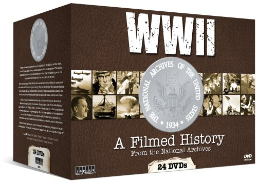WWII: A Filmed History by Topics Entertainment