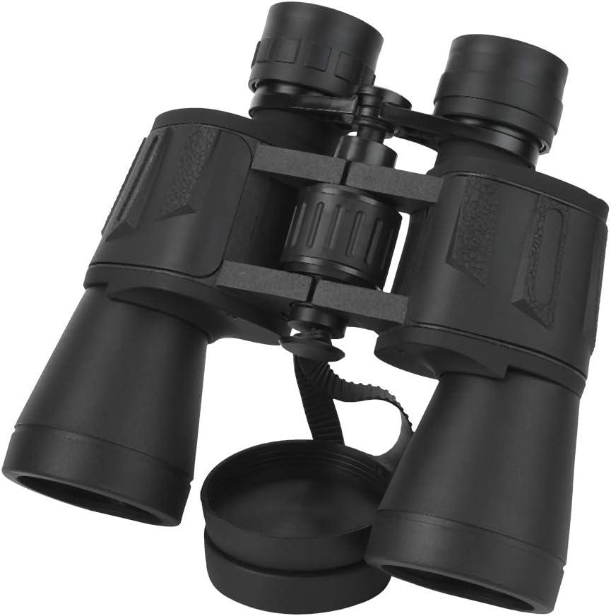 Xinwoer Astronomical Telescope Eyepiece 7X50 High-Definition Foldable Binocular Telescope with 1//4 Standard Interface for Outdoor Sport
