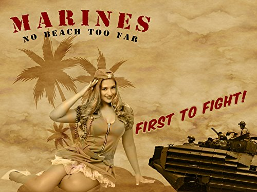 military pinup girl poster