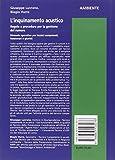 Image de L'inquinamento acustico. Regole e procedure per la gestione del rumore. Con CD-ROM