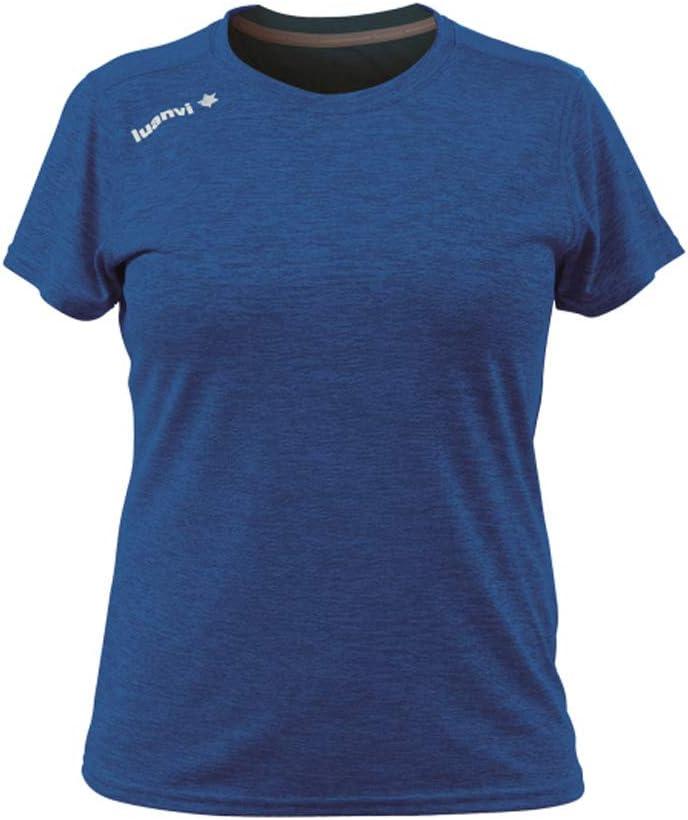 Luanvi Nocaut Vigore Royal, Camiseta técnica Hombre: Amazon.es: Deportes y aire libre