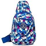 Women Rope Bag Outdoor Sport Sling Bags Crossbody Bag Multi Functional Sling Backpack