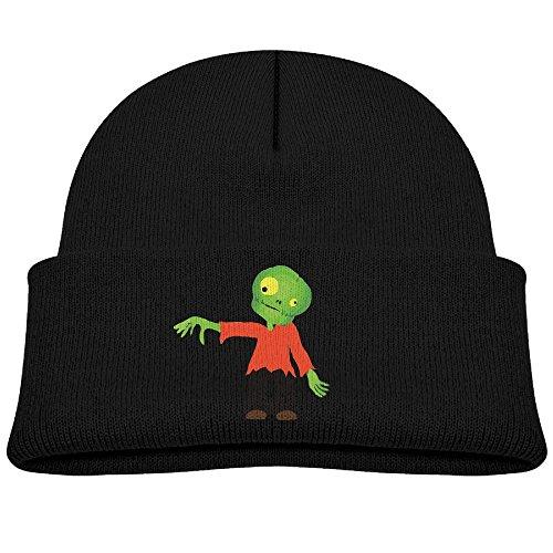 zombie skull cap - 5