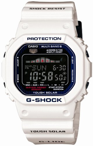 - CASIO  G-SHOCK G-LIDE GWX-5600C-7JF Men (Japan Import-No Warranty)