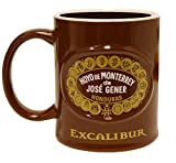 Excalibur Cigar Collectible Coffee Mug offers