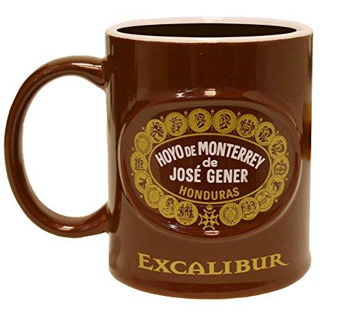 Excalibur Cigar Collectible Coffee Mug