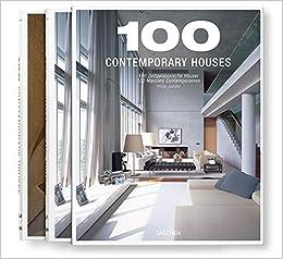 amazon 100 contemporary houses 25 philip jodidio design