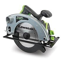 Kawasaki 840563 Black 10 Amp 7-1/4-Inch Circular Saw