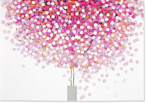 Lollipop Tree Note Cards (Stationery, Boxed Cards)