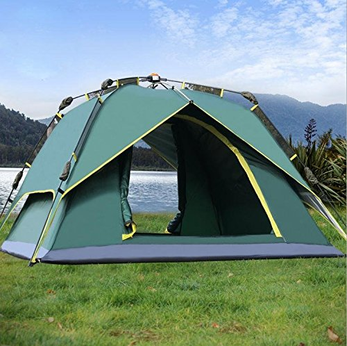 WZH Zelt 3-4 automatisierten spinning mehr Personen zusätzliche Raum camp kalten Wind Doppel