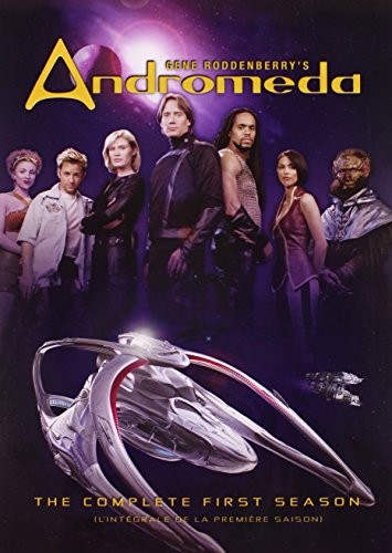 Andromeda Complete Series 1-5 by