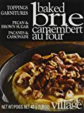 Gourmet Baked Brie Topping Mix (Pecan & Brown Sugar)