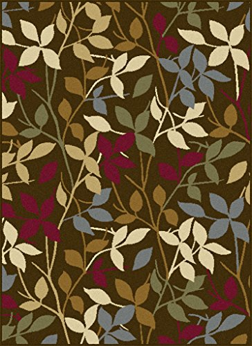 Beige Transitional Leaves - 4