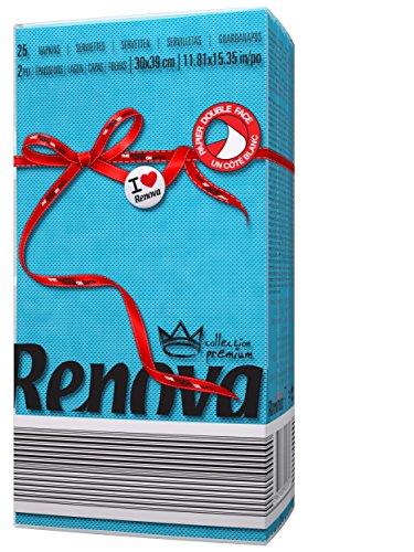 Renova-Servilletas-de-papel-Red-Label-Azul-Doblada-25-servilletas