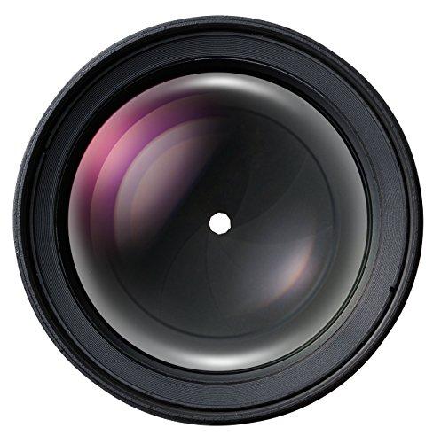 Samyang 7493 135 mm F2.0 Manual Focus Lens for Canon - Black