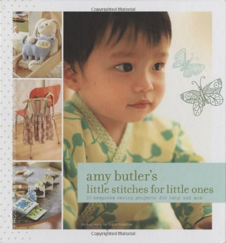 Download Amy Butler's Little Stitches for Little Ones pdf