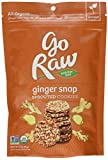 Go Raw Freeland Super Cookies, Ginger Snaps, 3-Ounce Bag
