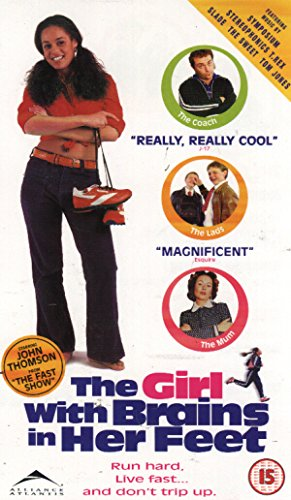 The Girl with Brains in Her Feet [VHS] (The Girl With Brains In Her Feet)