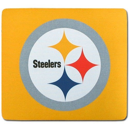 Silk Nfl Football - NFL Pittsburgh Steelers Neoprene Mouse Pad
