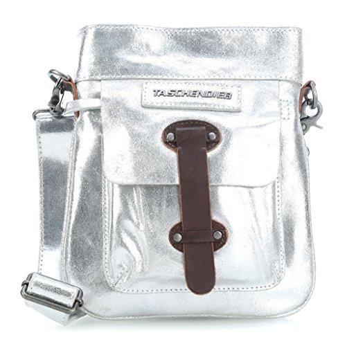 Taschendieb Wien Shoulder Bags Silver