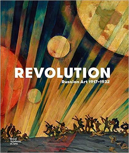 Revolution Russian Art 1917-1932