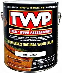 TWP/Gemini TWP101-1G TWP Total Wood Preservative