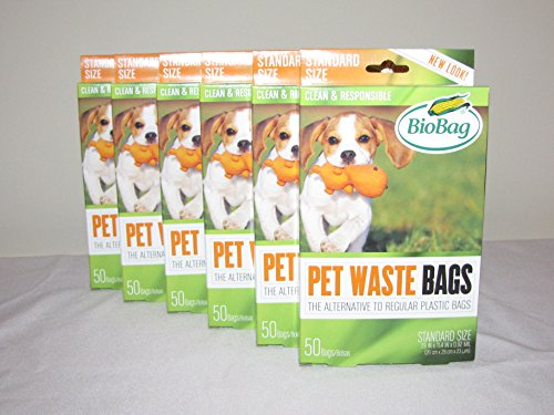 BioBag Standard Waste Bags Pack product image