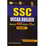 SSC Vocab Buider Memorize 1000 Words @ 10 HRS. Vol-I