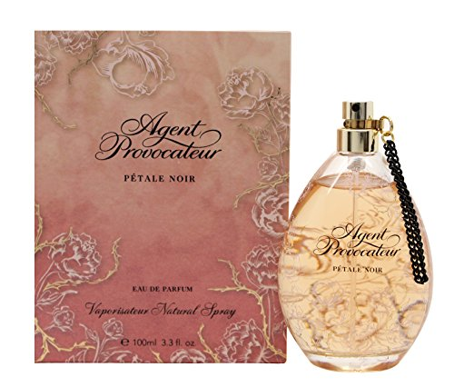 Agent Provocateur Petale Noir Eau de Parfum Spray for Women, 3.3 Ounce ()
