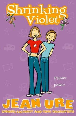 Image result for shrinking violet book