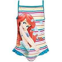 Disney The Little Mermaid Girls' Ariel Swimsuit