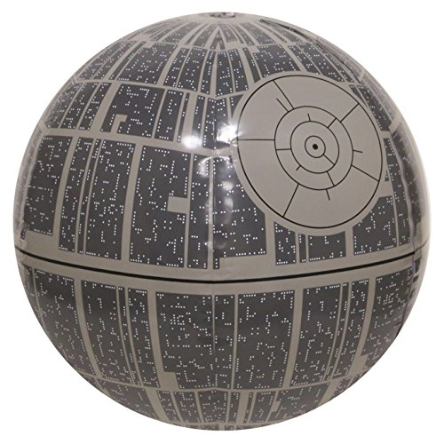 SwimWays Star Wars Death Star XXL Light-Up Beach ()